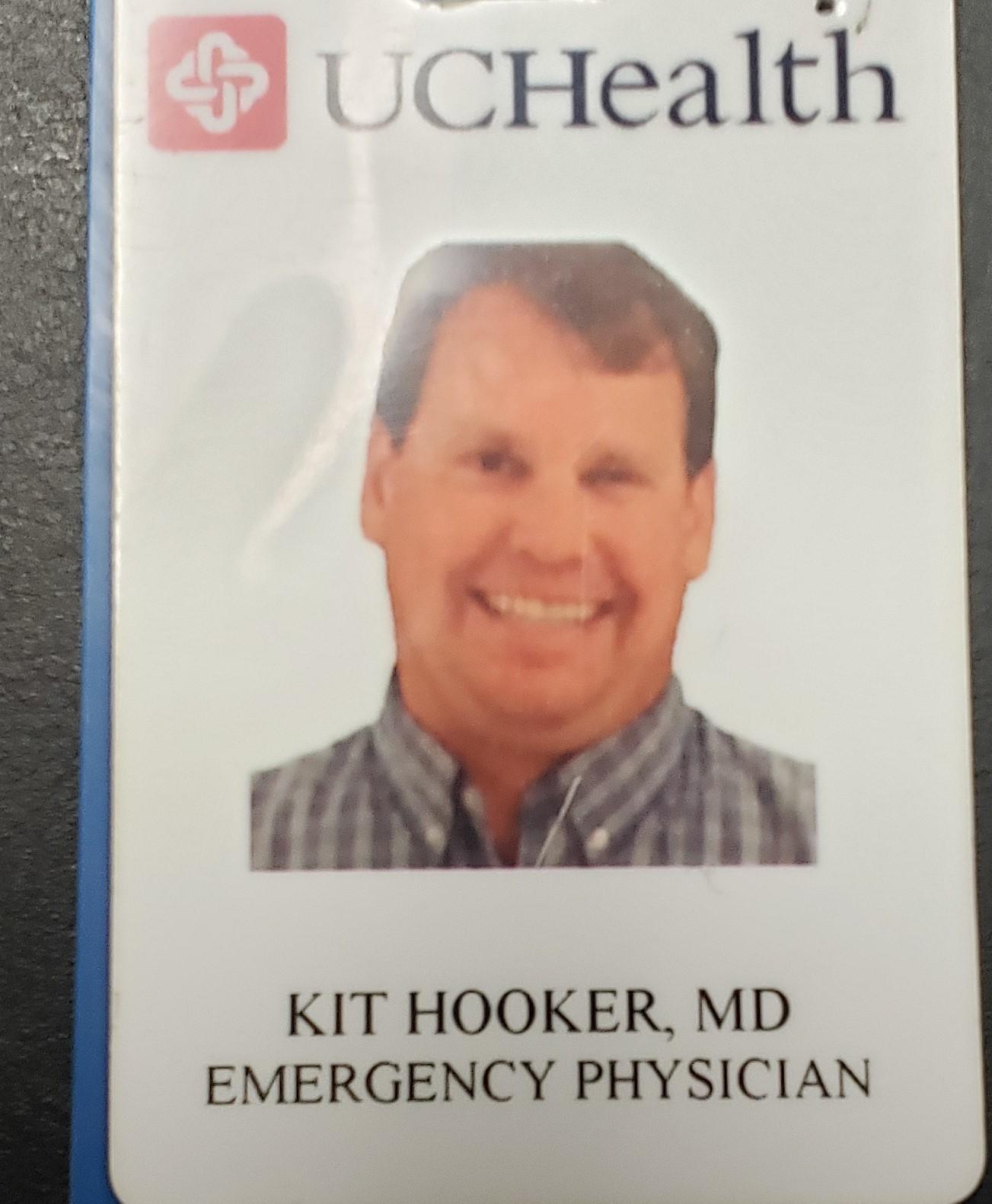 Kit Hooker, MD